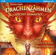 CD Drachenzähmen 9 Hörbuch