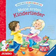 CD Meine erste Kinderbibliothek. Meine ersten Kinderlieder, 1 Audio-CD