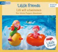 HABA Little Friends: Lilli will schwimmen (CD)