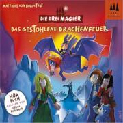 CD Drei Magier: Drachenfeuer