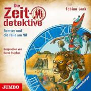 Die Zeitdetektive. Ramses und die Falle am Nil (CD)