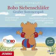 CD Bobo Siebenschläfer - Großer Sommerspaß, 1 Audio-CD