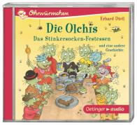 Ohrwürmchen Olchis Stinkersocken CD