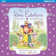 CD Alves, Katja: Arena audio  Die kleine Eulenhexe  Willkommen im Zauberwald! (1)