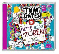 Pichon, Tom Gates. Nicht stören 2 CD