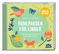 Clauder,  Ruhepausen für Kinder CD