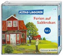 Lindgren, Ferien auf Saltkrokan (1) 4 CD