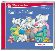 Ohrwürmchen Familie Elefant CD