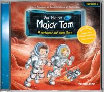 Tessloff Der kleine Major Tom. Hörspiel 6: Abenteuer auf dem Mars