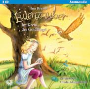 CD Brandt, Ina: Arena audio  Eulenzauber  Im Kreis der Goldflügel (10)(3CDs)