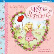 Dahle, Stefanie: Arena audio  Rosa Rosenherz  Rosa Rosenherz (Bd. 1+2)(1CD)