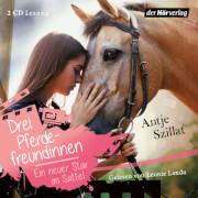 CD Drei Pferdefreundinnen - Ein neuer Star im Sattel