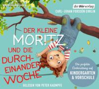 CD Der kleine Moritz und die Durcheinander-Woche