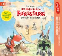 CD Alles klar! Der kleine Drache Kokosnuss erforscht: Die Indianer