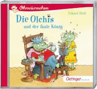 Die Olchis und der faule König CD