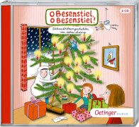 O Besenstiel, o Besenstiel! Weihnachtsbaumgeschichten von Sabine Ludwig 2CD