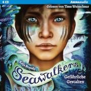 Brandis, Katja: Arena audio # Seawalkers # Gefährliche Gestalten (1)(4CDs)