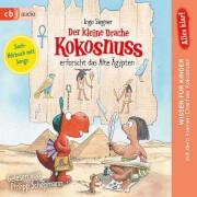 CD Kokosnuss: Erforscht Ägyp.