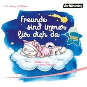CD Schlafmützen. Freunde sind immer für dich da für Kinder ab 4 Jahren.