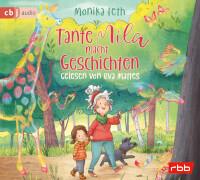 CD Tante Mila macht Geschichten für Kinder ab 6 Jahren.