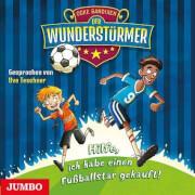 Der Wunderstürmer [1]. Hilfe, ich habe einen Fußballstürmer gekauft!. 1 Audio-CD