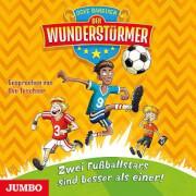Der Wunderstürmer [2]. Zwei Fußballstars sind besser als einer! 1 Audio-CDs