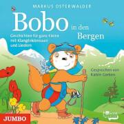 Bobo in den Bergen. 1 Audio-CD