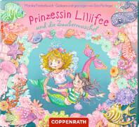 CD Hörbuch: Prinzessin Lillifee und die Zaubermuschel