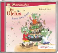 Die Olchis feiern Geburtstag CD