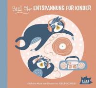 Best of Entspannung für Kinder CD