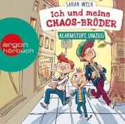 CD Chaos-Brüder: Alarmstufe