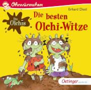 Ohrwürmchen Besten Olchi-Witze (CD)