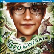 Brandis, Katja: Arena audio # Seawalkers # Wilde Wellen (3)(4CDs)