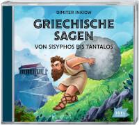 Inkiow, Griechische Sagen. Von Sisyphos bis Tantalos 2 CD
