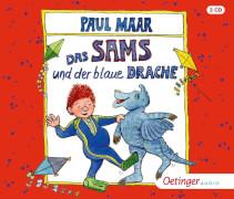 Maar, Sams blaue Drache (3 CD)