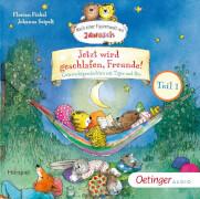 Fickel, Jetzt wird geschlafen 1 (CD)