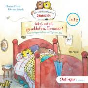 Fickel, Jetzt wird geschlafen 2 (CD)