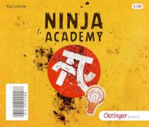 Ninja Academy 2. Die Prüfung (3 CD)