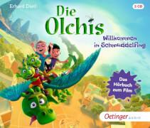 Die Olchis. Willkommen in Schmuddelfing (3 CD)