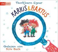 CD Karius & Baktus Lesung