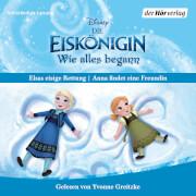 CD WD Eiskönigin: Begann Lesg