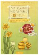Die kleine Hummel Bommel, Frühlingssticker