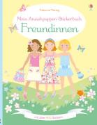 Stickerbuch Freundinnen