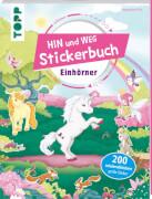 Stickerbuch Einhörner
