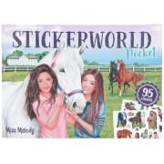 Depesche 10131 Miss Melody Pocket Stickerworld