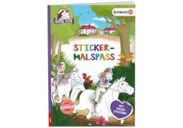 Schleich HorseClub - Sticker Malspass