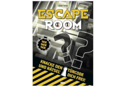 Buch Escape Room