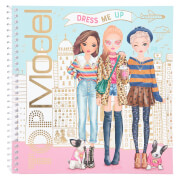 Depesche 10452 TOPModel Dress Me Up Stickerbuch