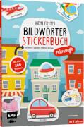 Mein erstes Bildwörter-Stickerbuch # Fahrzeuge