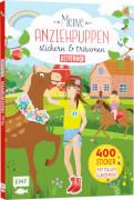 Meine Anziehpuppen # stickern & träumen: Reiterhof